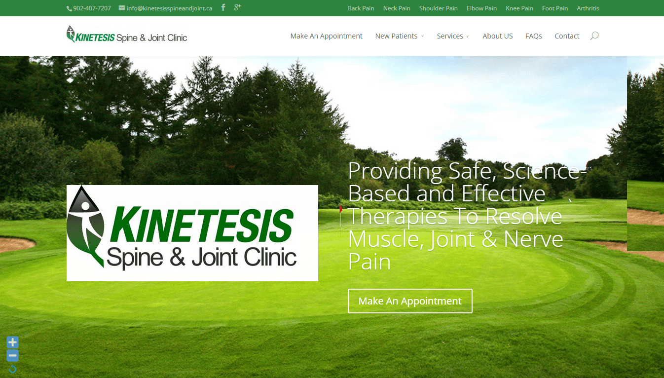 Kinetesis Spine & Joint Clinic