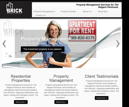 Brick Property Management