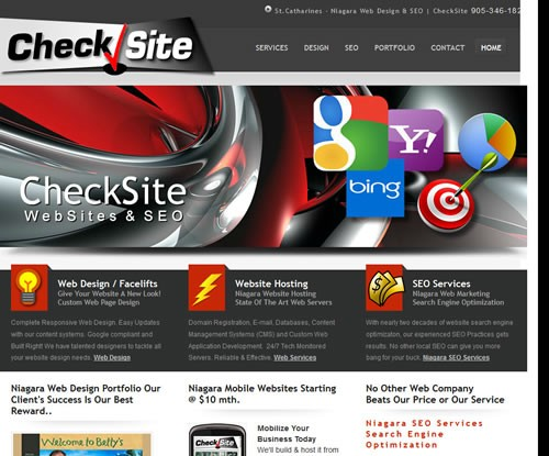 CheckSite WebSites SEO