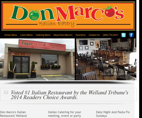 Don Marco's Italian Eatery
