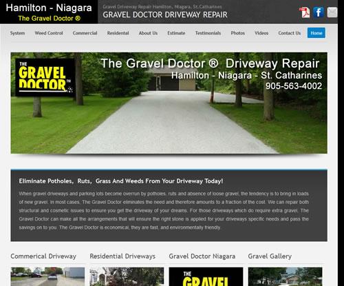 Gravel Doctor Hamilton – Niagara