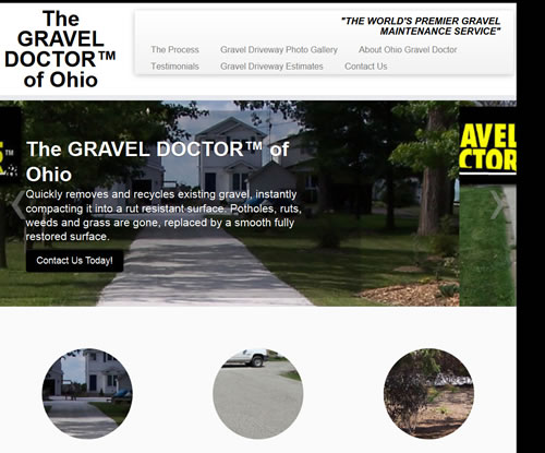 GRAVEL DOCTOR of Ohio