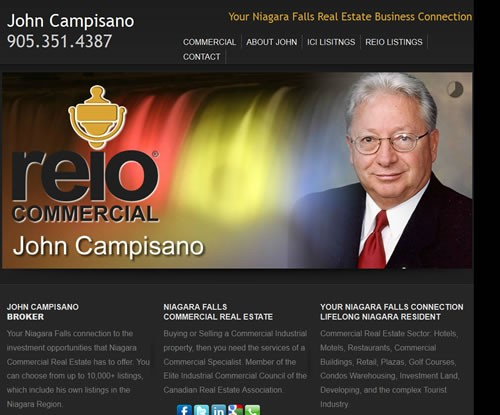 John Campisano Commercial Real Estate Niagara