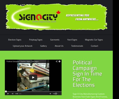Sign O City Inc.