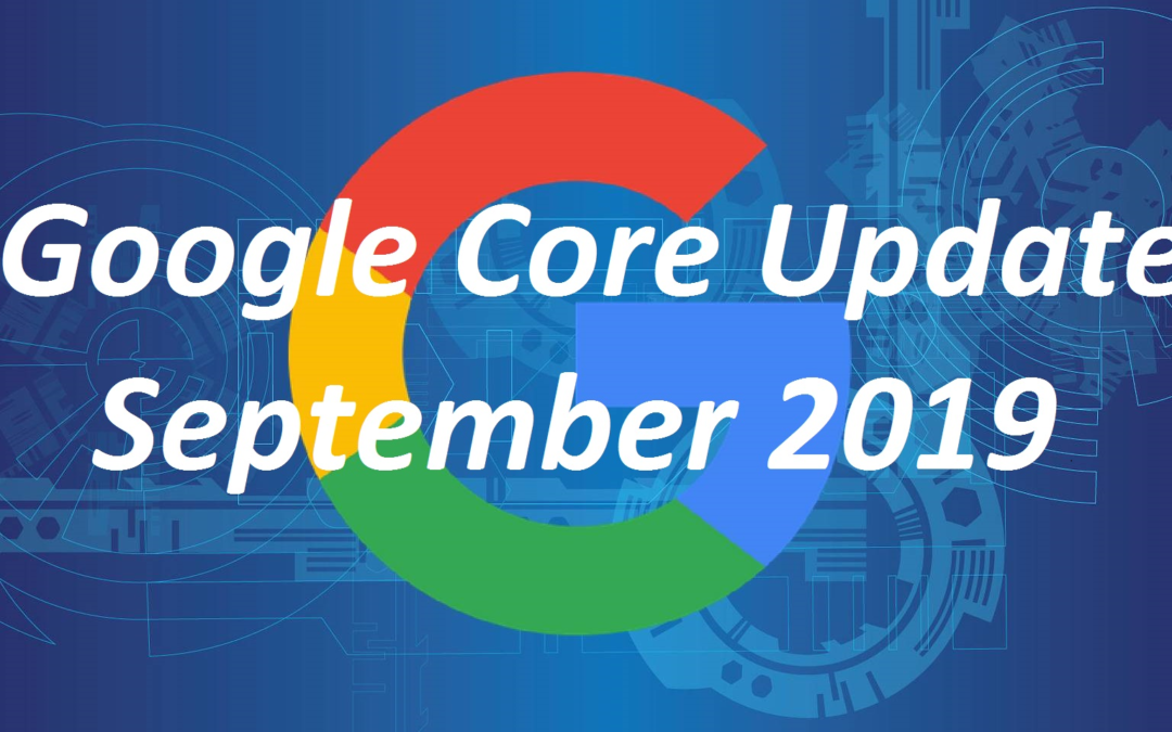 Latest Google Core Update