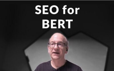 Google Answers How to Optimize for BERT