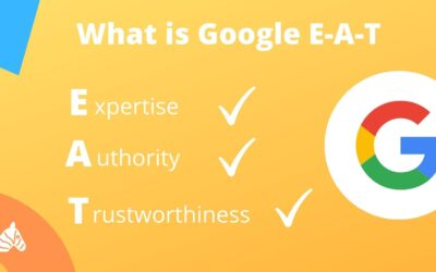 What is E‑A-T? Why It's Important for SEO